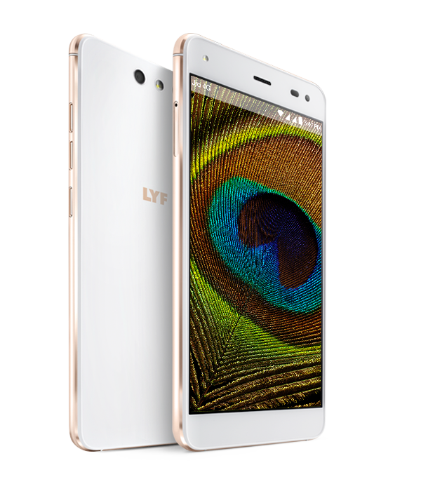 LYF EARTH 1 - 13MP + 2MP Dual Camera Smartphone