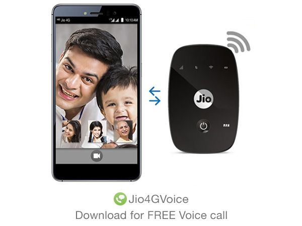 JioFi - Video & HD Voice Calls