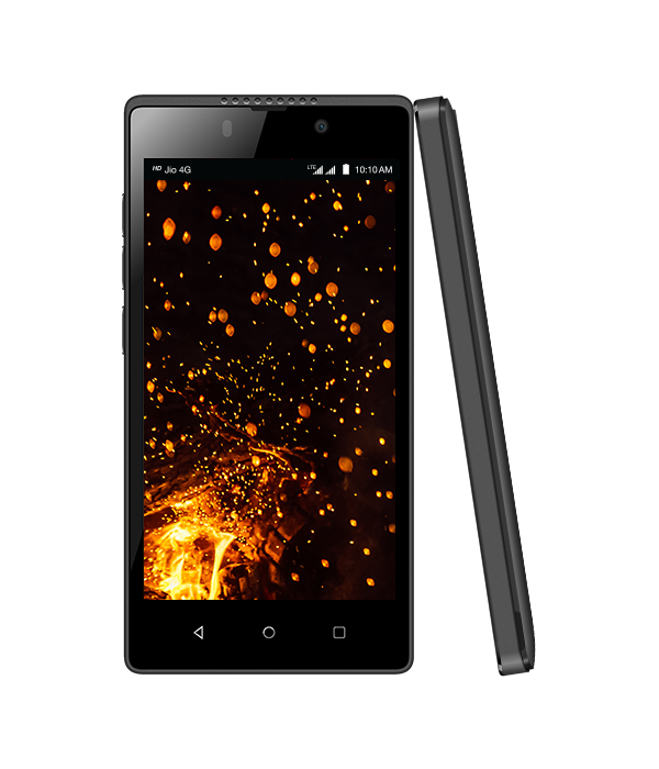 LYF F8  - 1.3GHz Quad Core Performance Smartphone