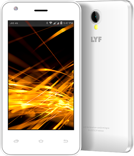 LYF FLAME 2 - 5MP Camera Smartphone