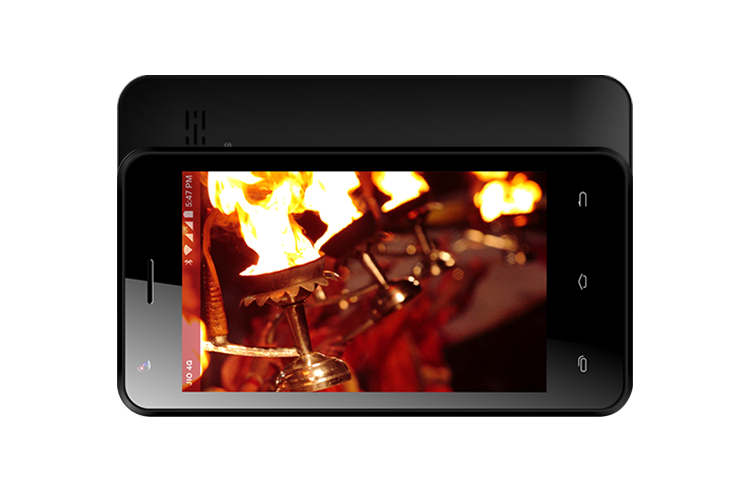 LYF FLAME 2 - 1GB RAM & 8GB internal memory Smartphone