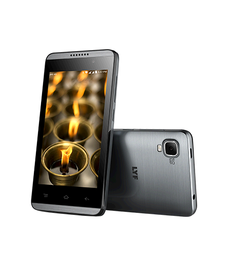 LYF FLAME 3 - 4 inch Display Smartphone