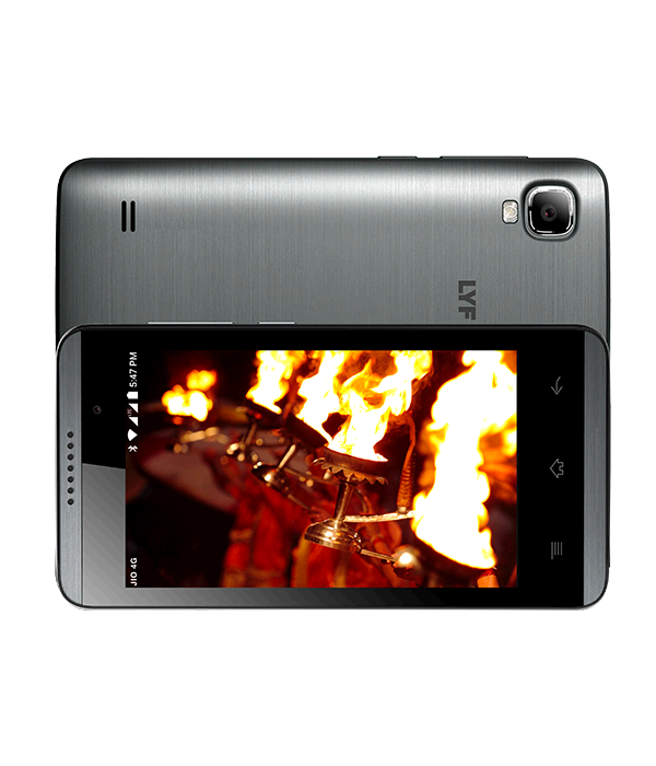 LYF FLAME 3 - Supports 10 Indian Languages