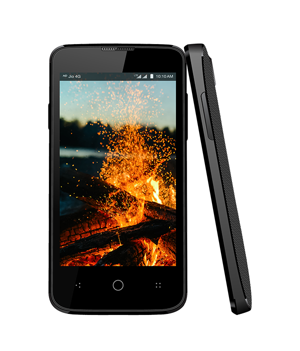 LYF FLAME 5 - Display and Design Smartphone