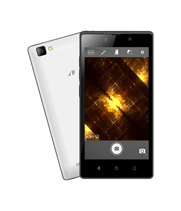 LYF FLAME 8 - 8MP Camera Smartphone