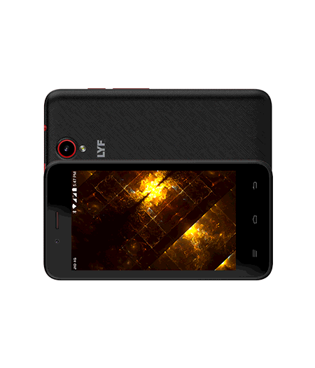 LYF FLAME 4 - Supports 10 Indian Languages