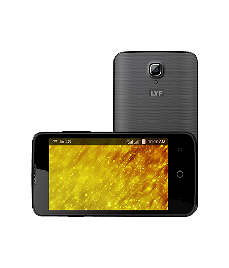LYF FLAME 5 - Performance Smartphone