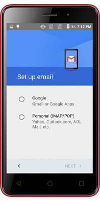 how to make google account in mobile