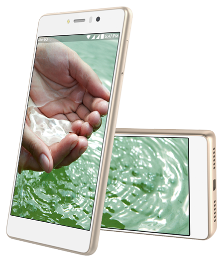 LYF WATER 1 - 13MP Camera Smartphone