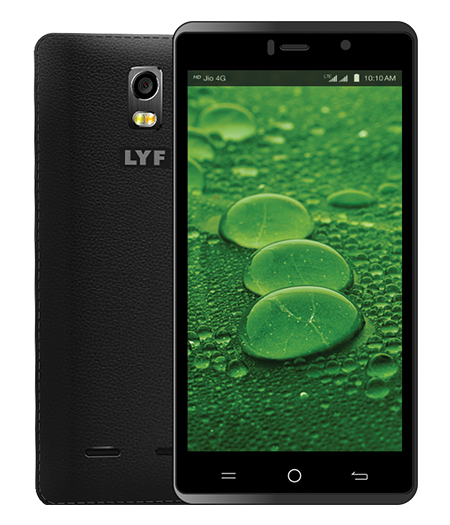 LYF WATER 10 - 13MP Camera Smartphone