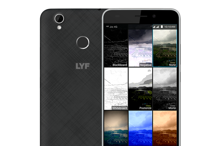 LYF WATER 7S - Professional Camera Shots Smartphone
