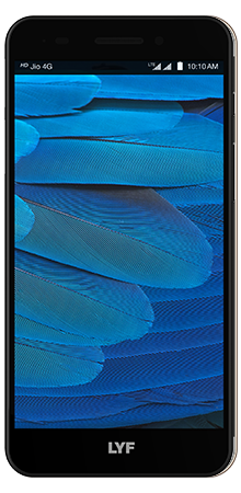 LYF SMARTPHONE+: Latest 4G LYF Mobile Price List in India