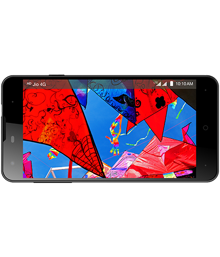 LYF WIND 1 - 5 inch Display Smartphone