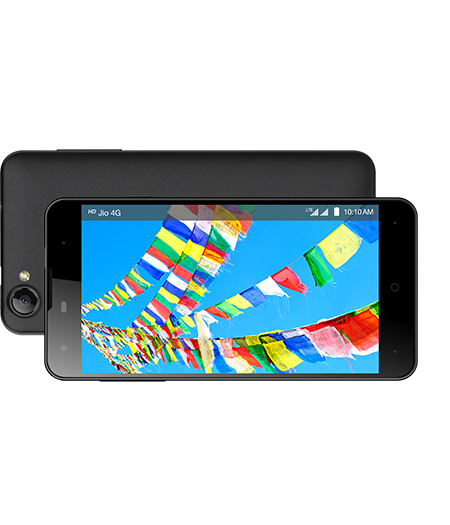 LYF WIND 1 - 8MP Camera Smartphone