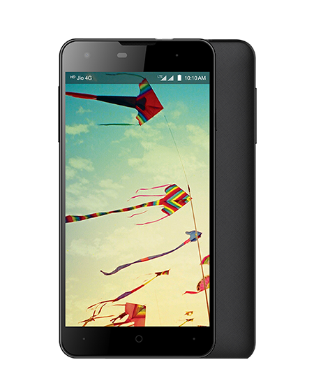 LYF WIND 1 - 1.2GHz Quad Core Processor