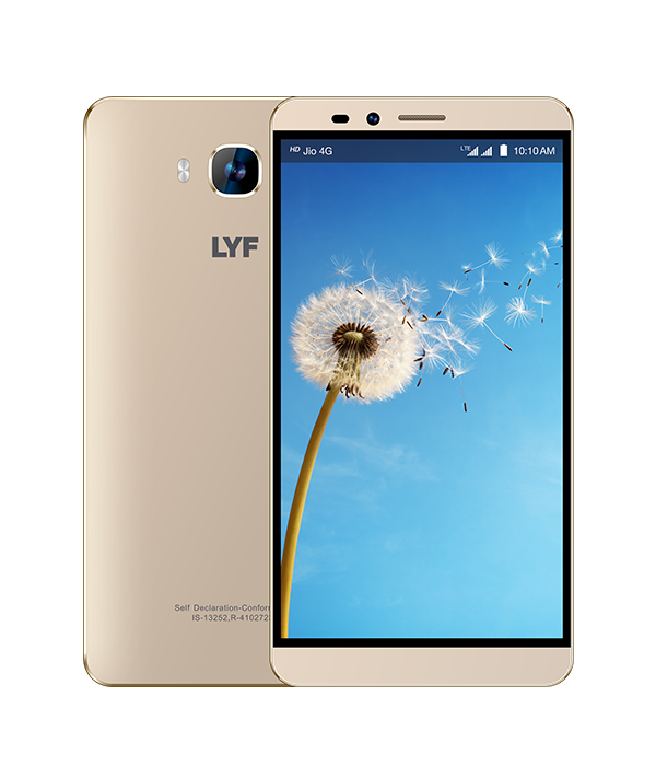 LYF WIND 2 - 8MP Camera Smartphone