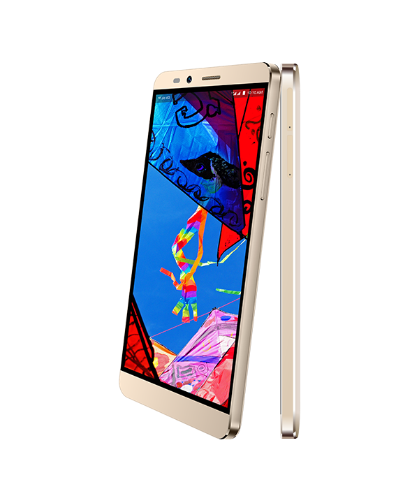 LYF WIND 2 - Solid Built Metallic Frame Smartphone