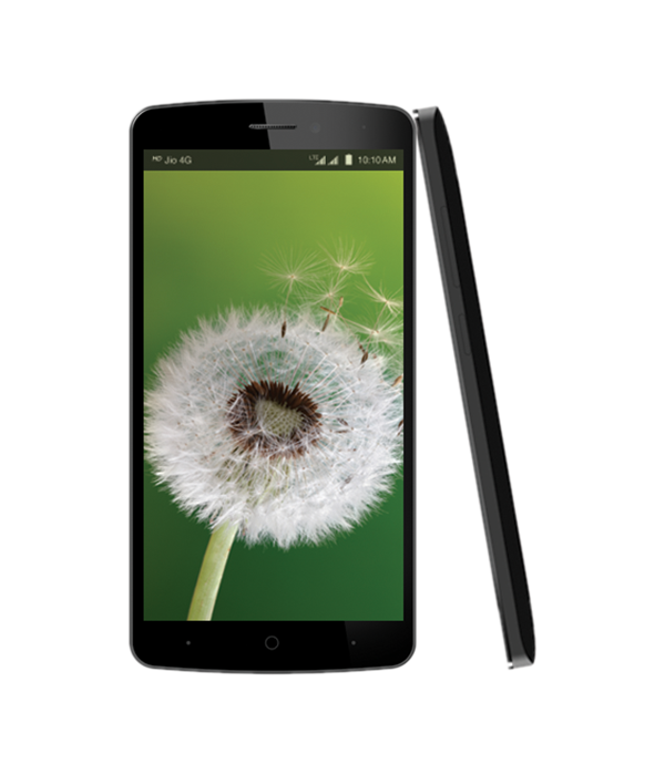 LYF WIND 3 - 5.5 inch HD IPS Display Smartphone