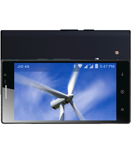 LYF WIND 4 - 4000 mAh Battery Smartphone