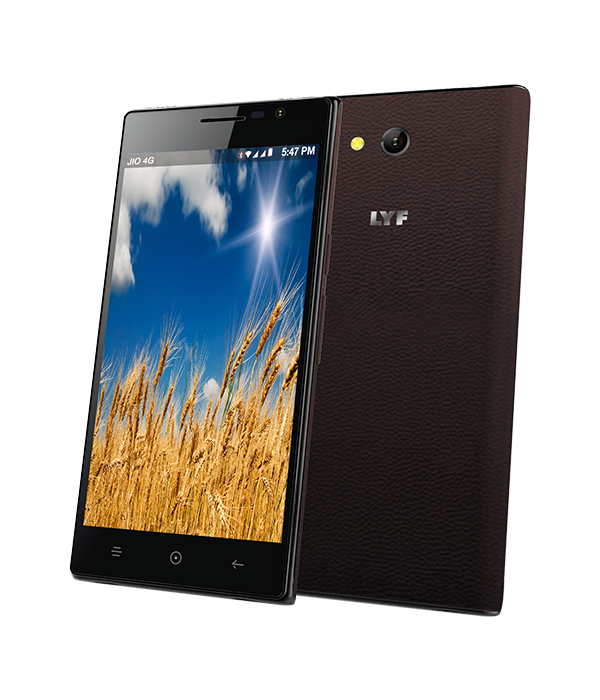 LYF WIND 4 - DTS technology & powerful speaker Smartphone