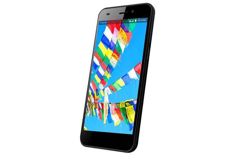 LYF WIND 5 - 2000 mAh Battery Smartphone