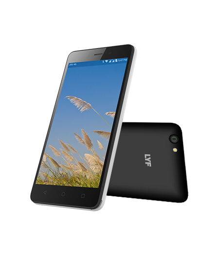 LYF WIND 6 - Design and Display Smartphone