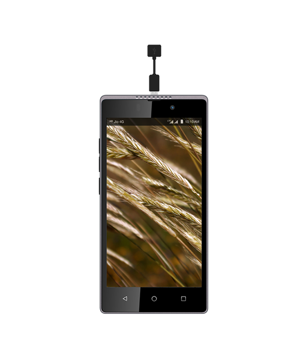 LYF WIND 7 - USB OTG Support Smartphone