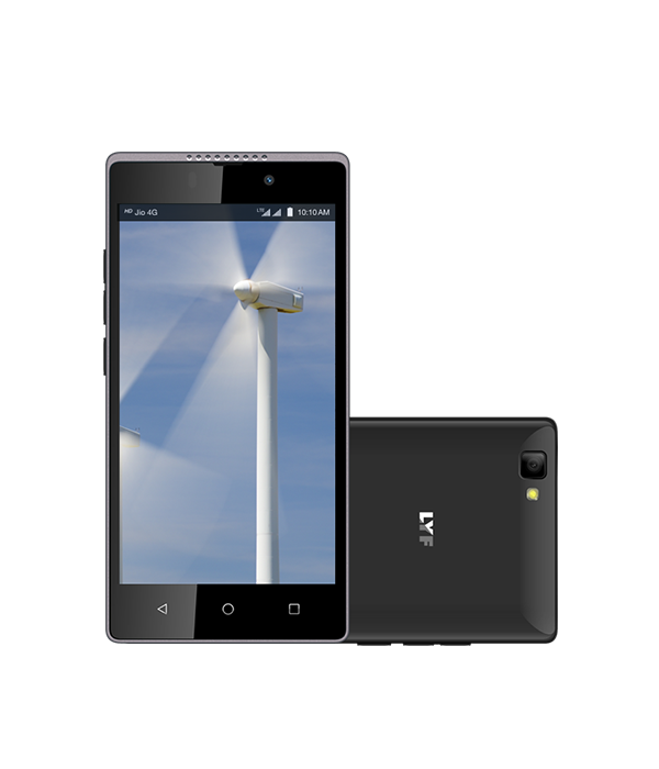 LYF WIND 7 - 8MP Camera Smartphone