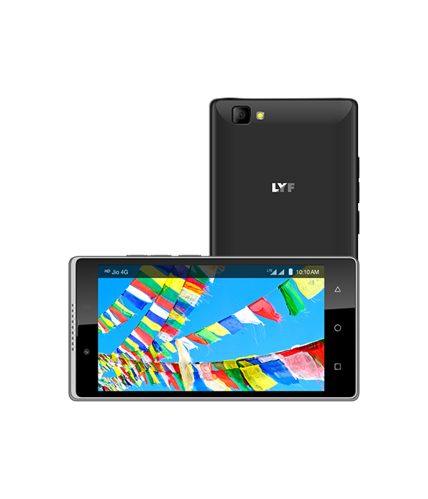 LYF WIND 7s - 1.3GHz Quad Core Processor Smartphone